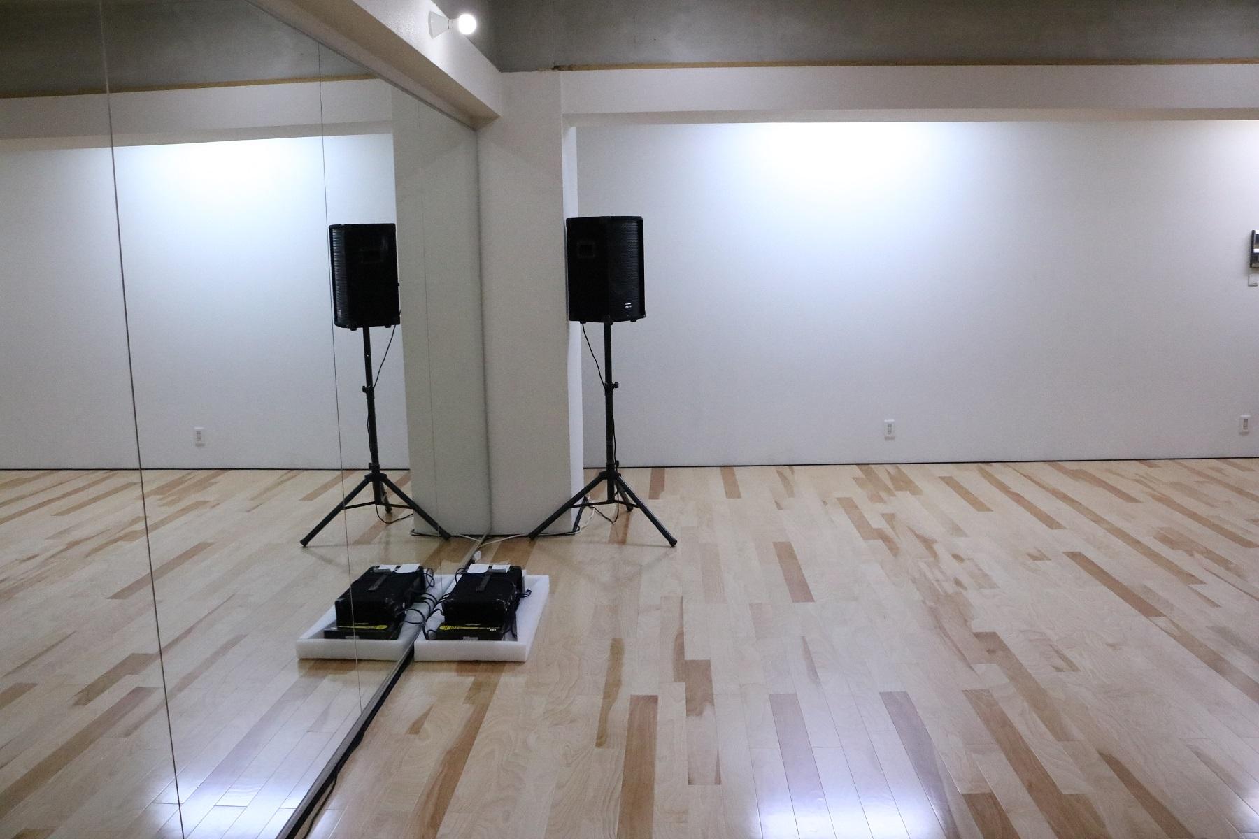 横浜韓国語アカデミーダンススタジオ
